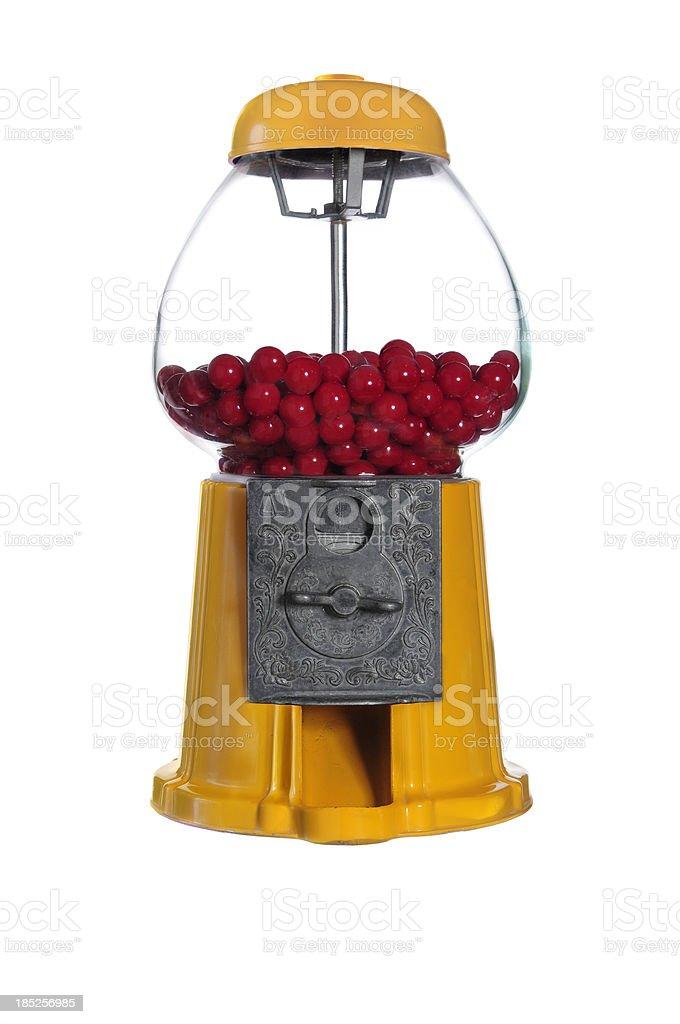 bubblegum machine stock photo