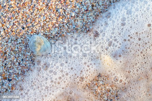 974677018istockphoto bubbles and foam on the sea beach 960891598