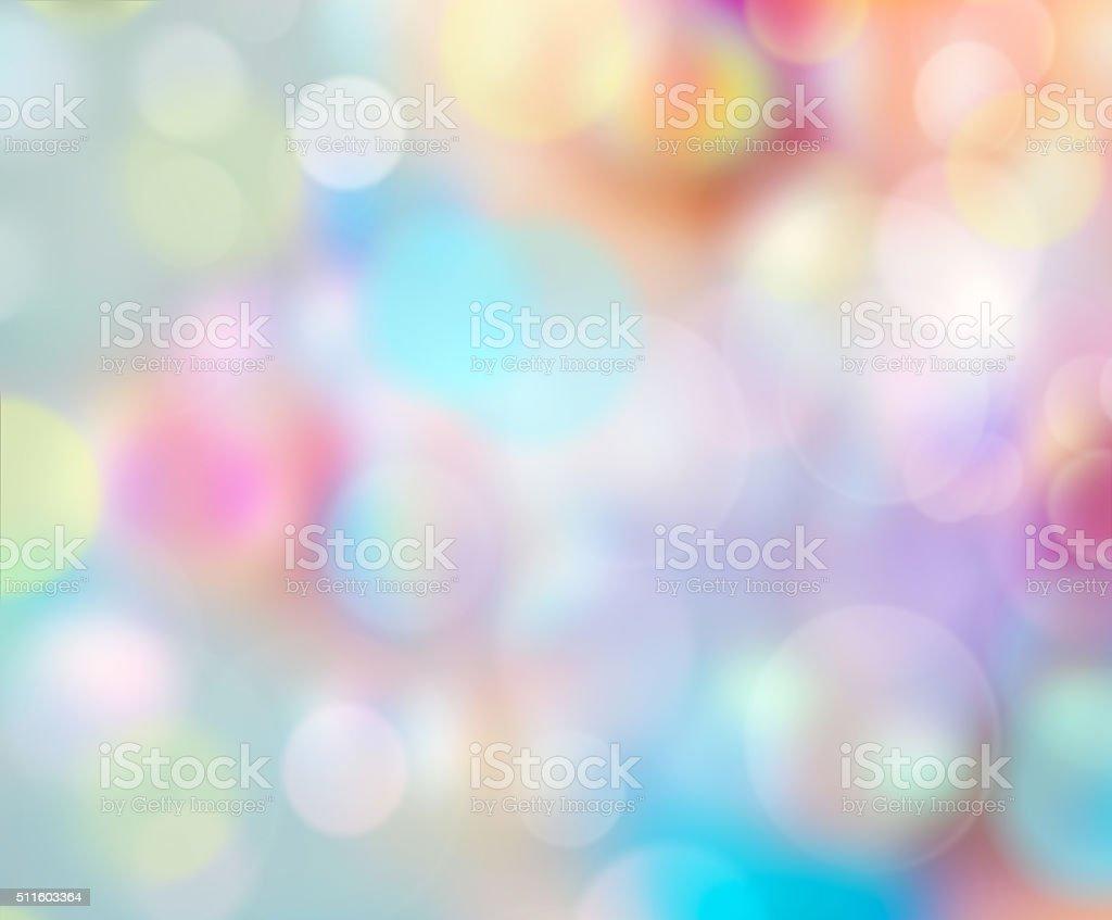 tęcza kolorowe bąbelki tło. Wielkanoc tapety. – zdjęcie
