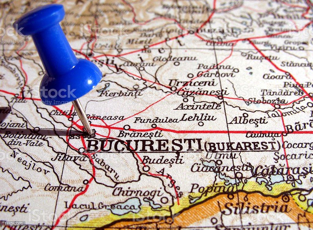 Bucarest, Romania royalty-free stock photo