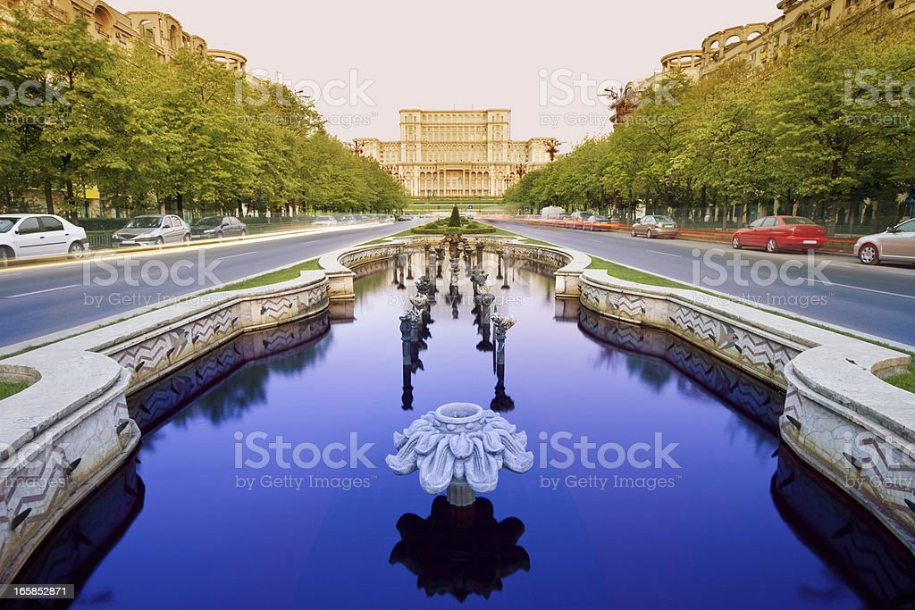Bucharest, Romania stock photo