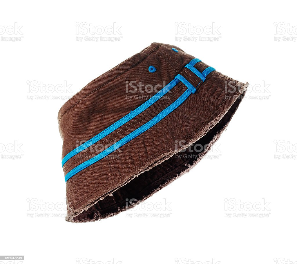 Bucket Hat stock photo