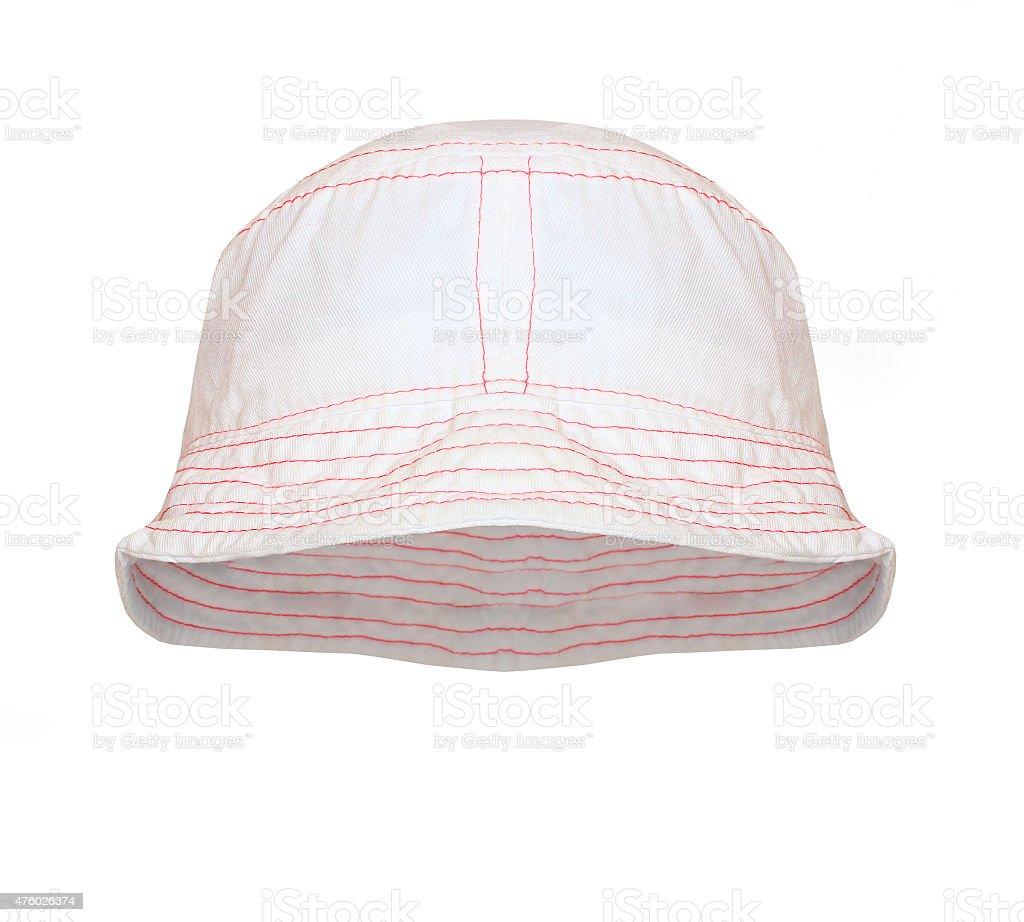 Bucket hat. stock photo