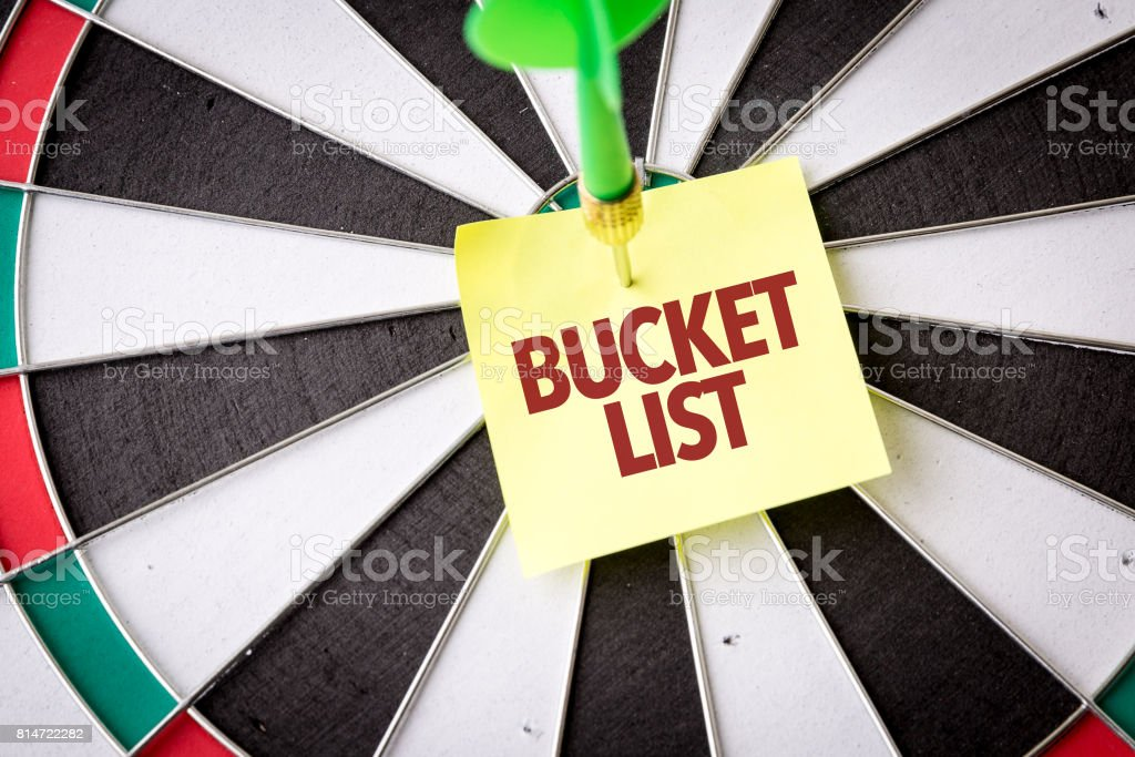 Bucket List on target board