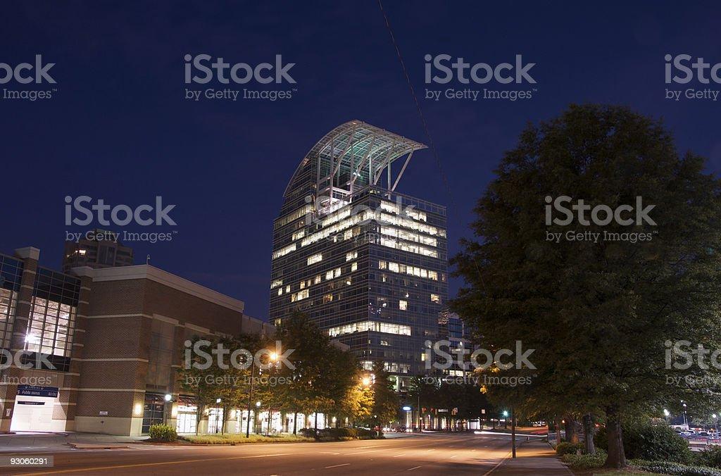 Buckhead, Atlanta stock photo