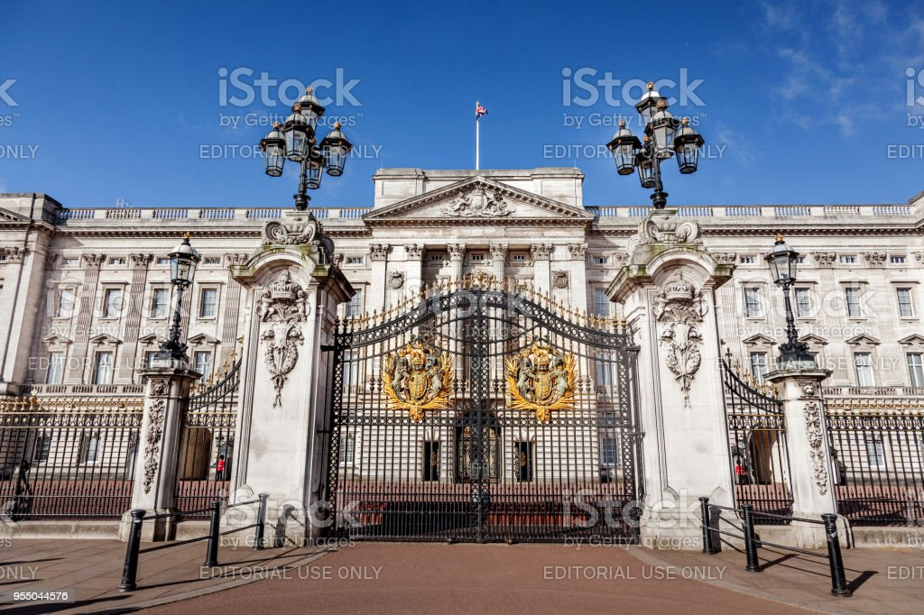 Le Portail de Buckingham Palace - Photo