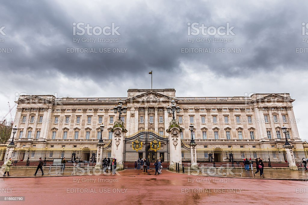 Palais de Buckingham, à Londres - Photo