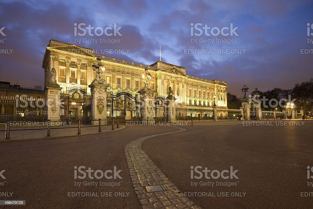Buckingham Palace, Londres, Angleterre, Royaume-Uni - Photo