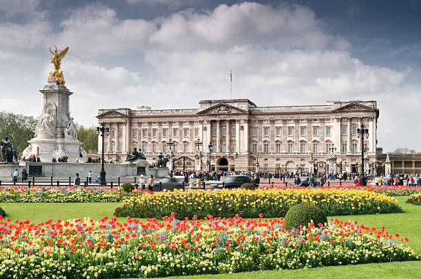 Palais de Buckingham, à Londres - Photo