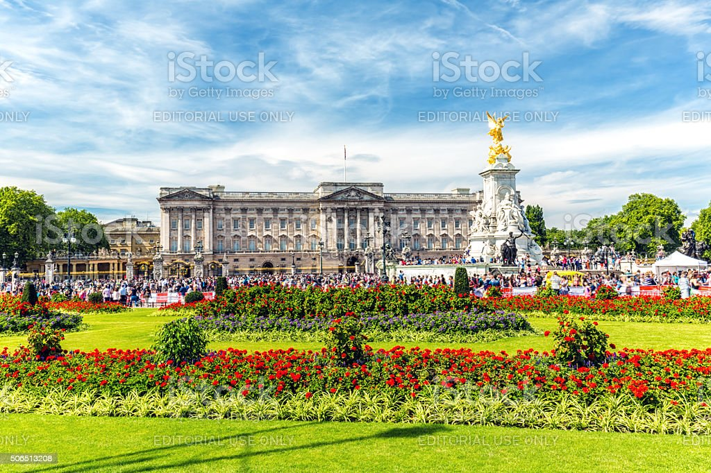 Buckingham Palace, London – Foto