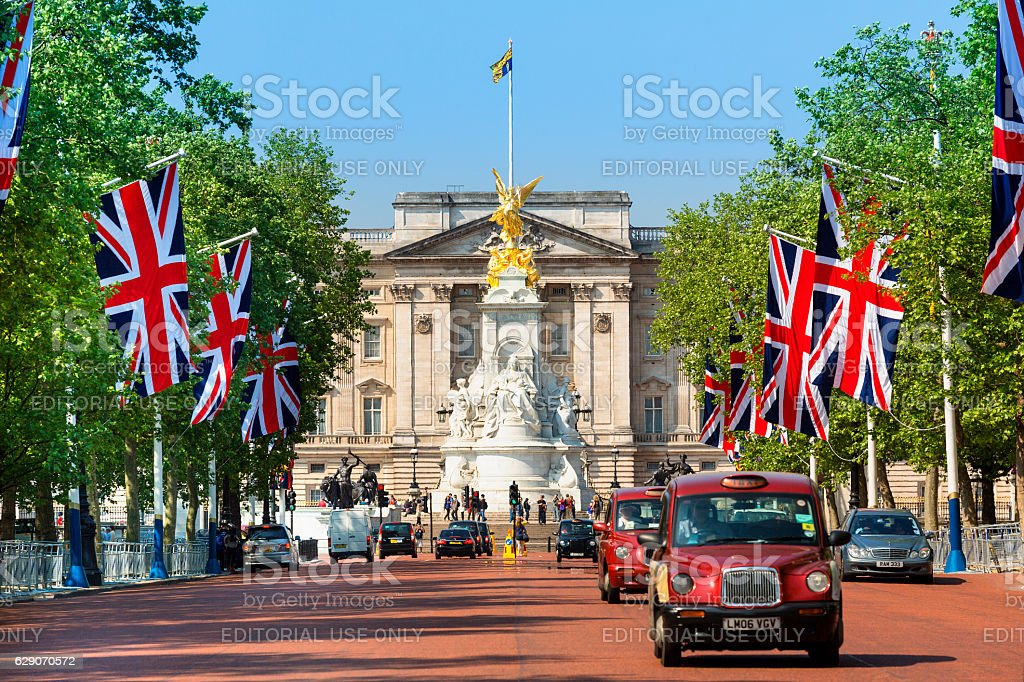 Buckingham Palace, Londres, Royaume-Uni - Photo
