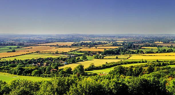 buckinghamshire stock photo