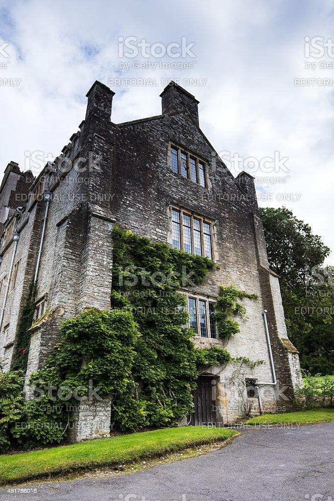 Buckland Abbey, Garden and Estate stock photo