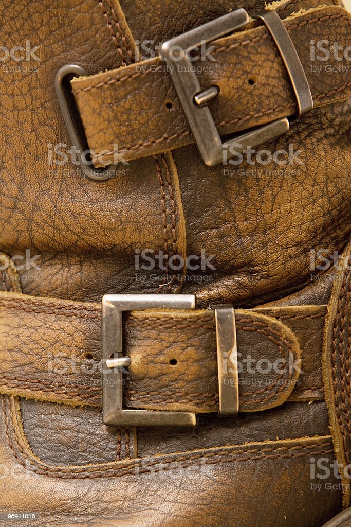 Buckles royalty-free stock photo