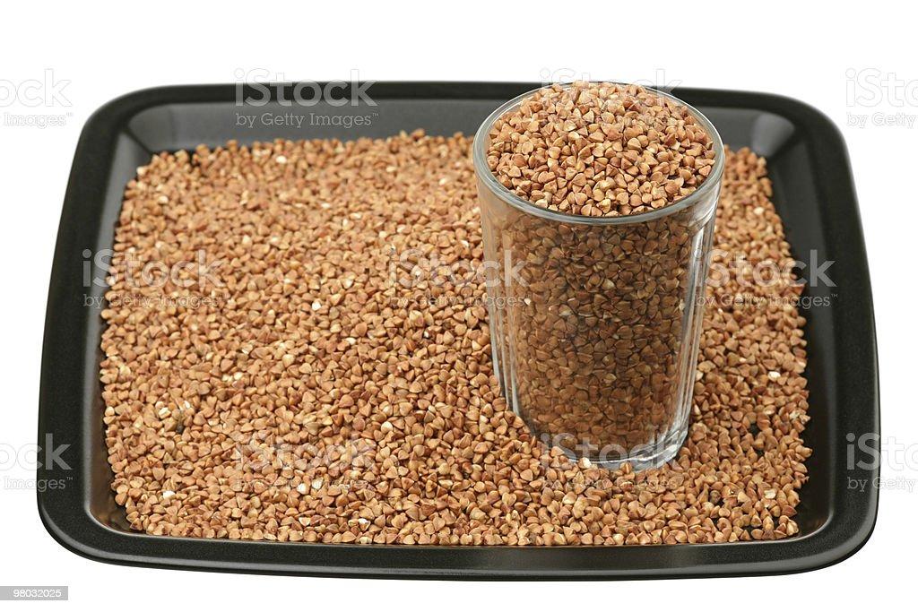 Buckwheat royalty-free stock photo