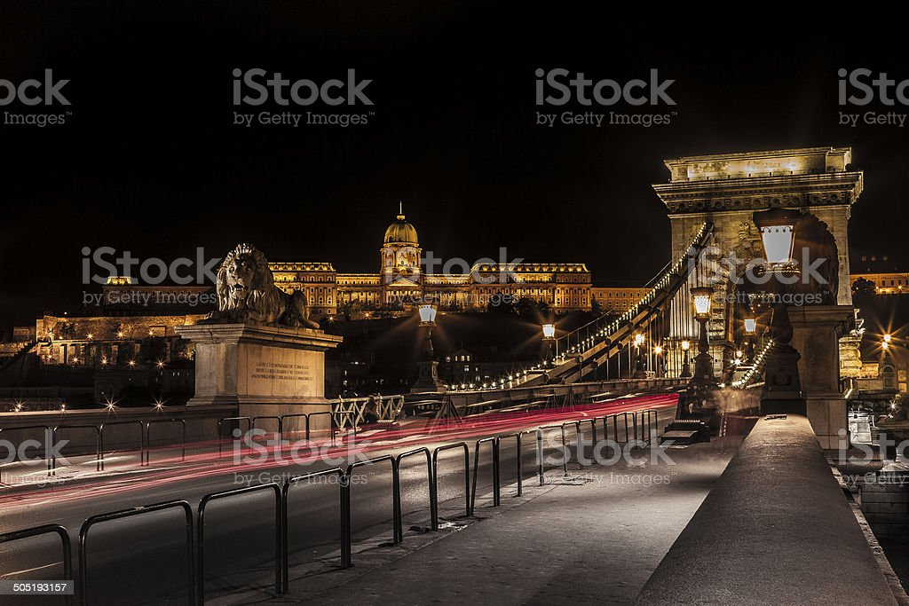 Buda Castle royalty-free stock photo