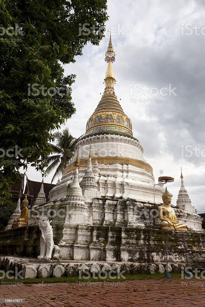 Buda royalty-free stock photo