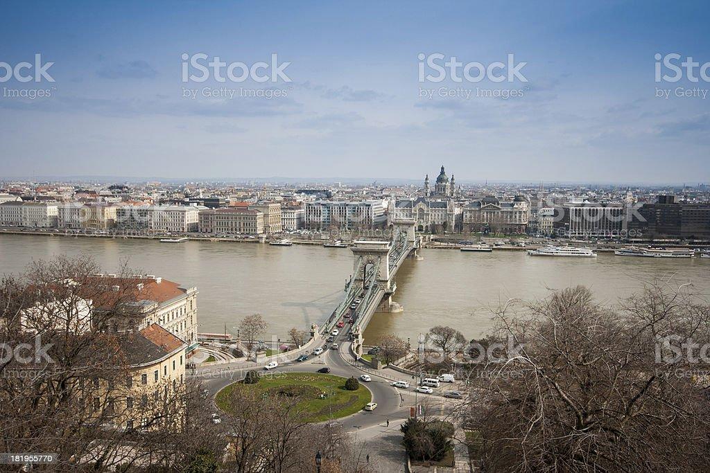 Budapest, Capital of Hungary royalty-free stock photo