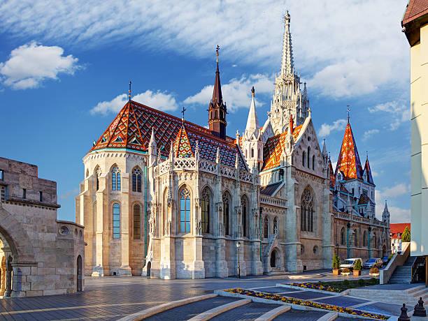 Budapest-Fischer-bastion, Ungarn – Foto