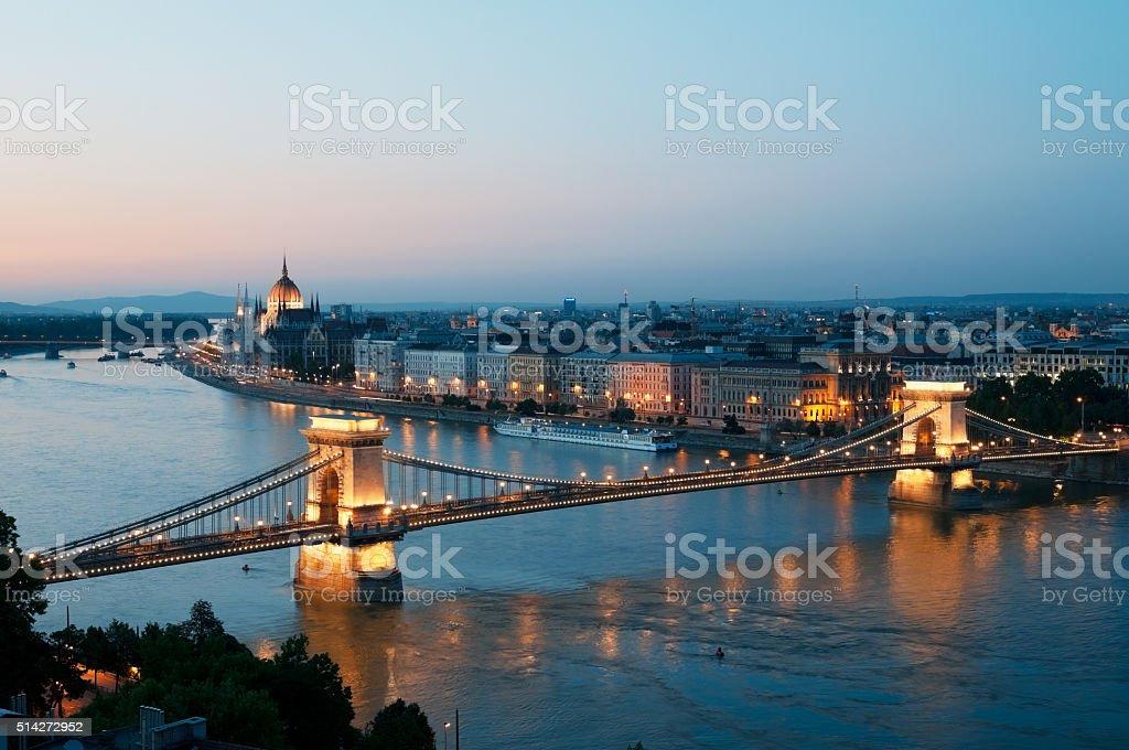 Budapest, Hungary stock photo