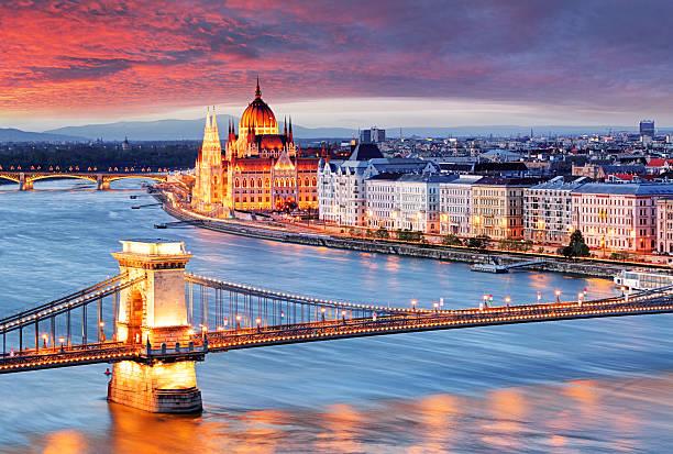 Budapest, Ungarn  – Foto