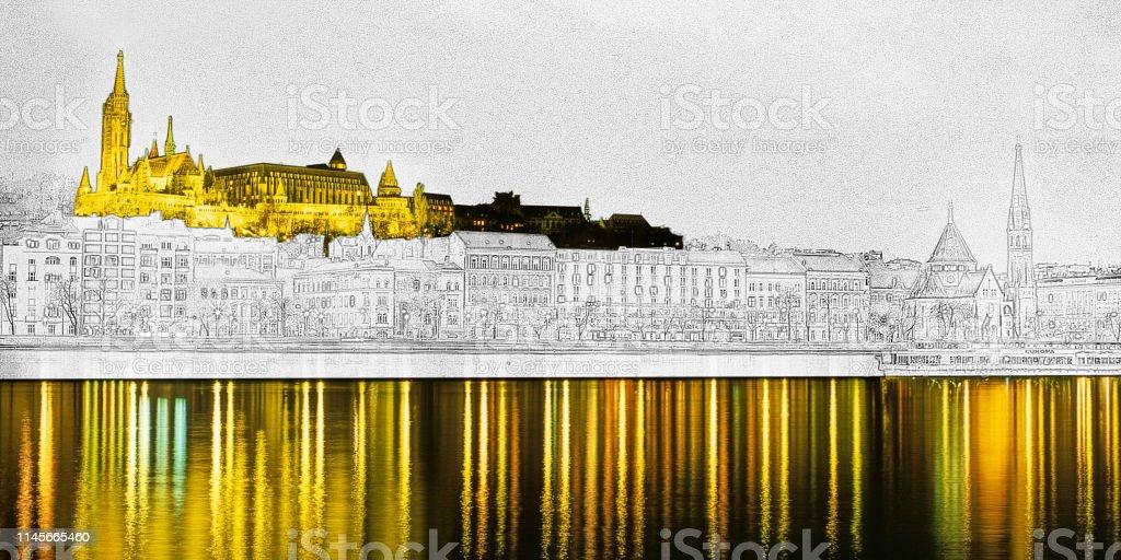 budapest matthias kirche – Foto
