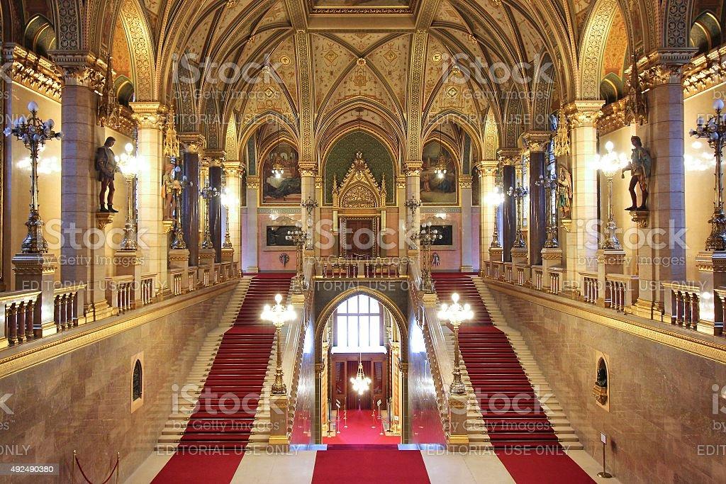 ブダペスト国会議事堂 - 2015年のロイヤリティフリーストックフォト