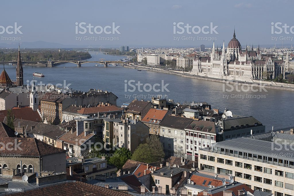 Budapest royalty-free stock photo