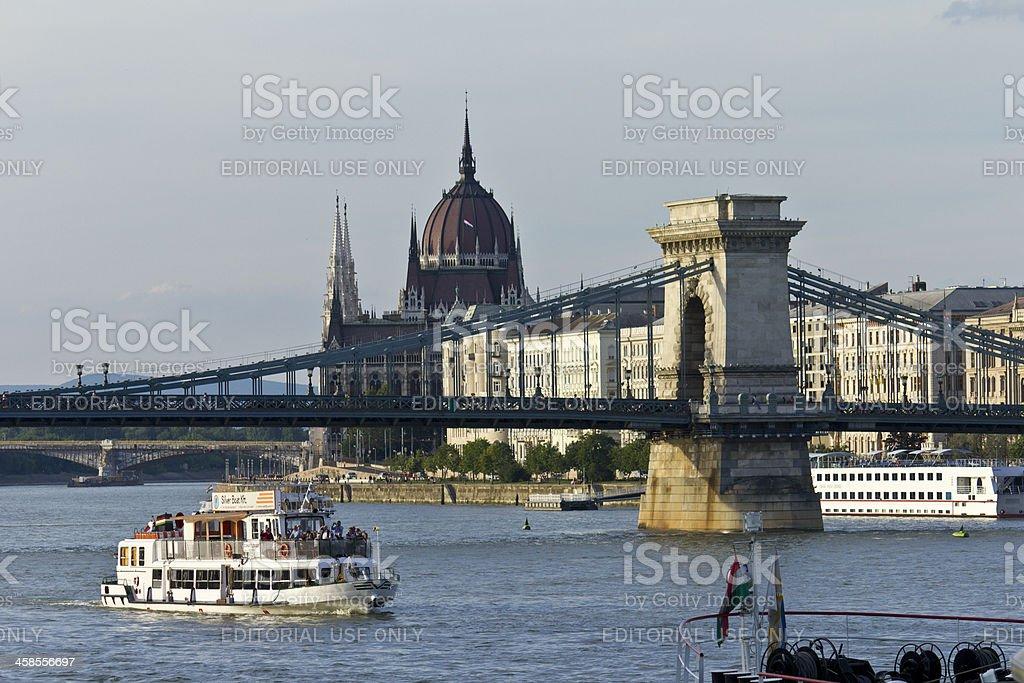 Budapest royalty-free stock photo