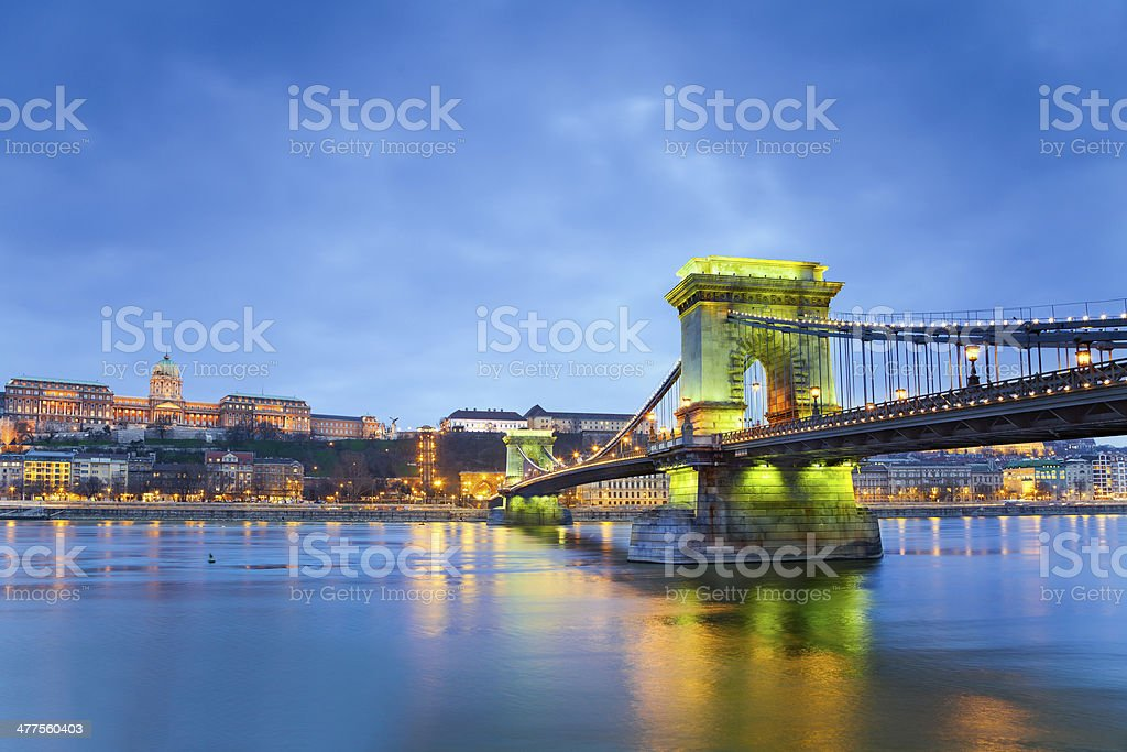 Budapest. royalty-free stock photo