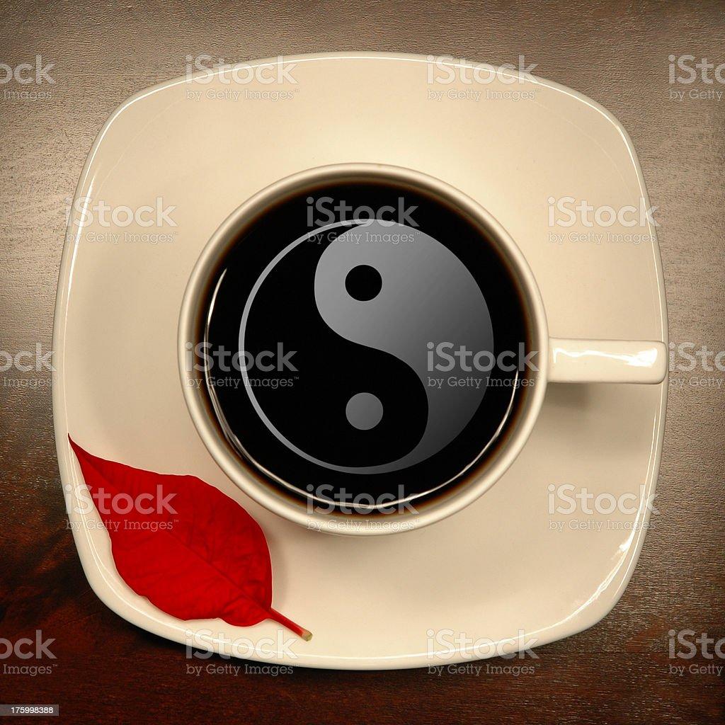 budda coffee stock photo