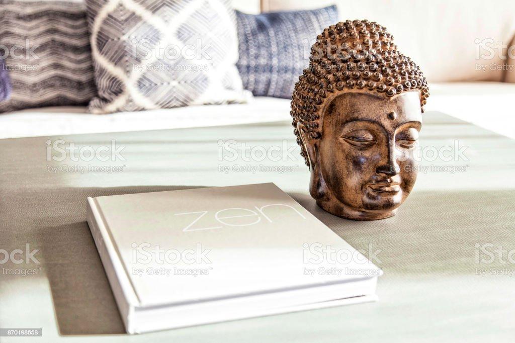 Budda figurine stock photo