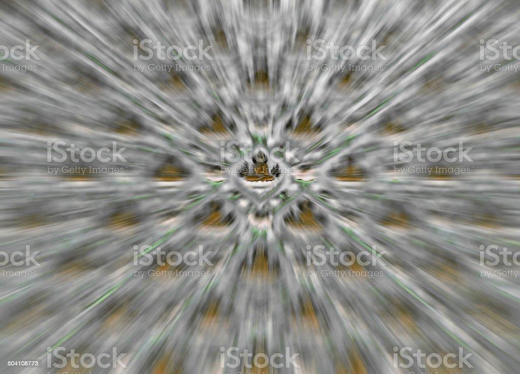 buddha abstract blur zoom  background,grey tone royalty-free stock photo