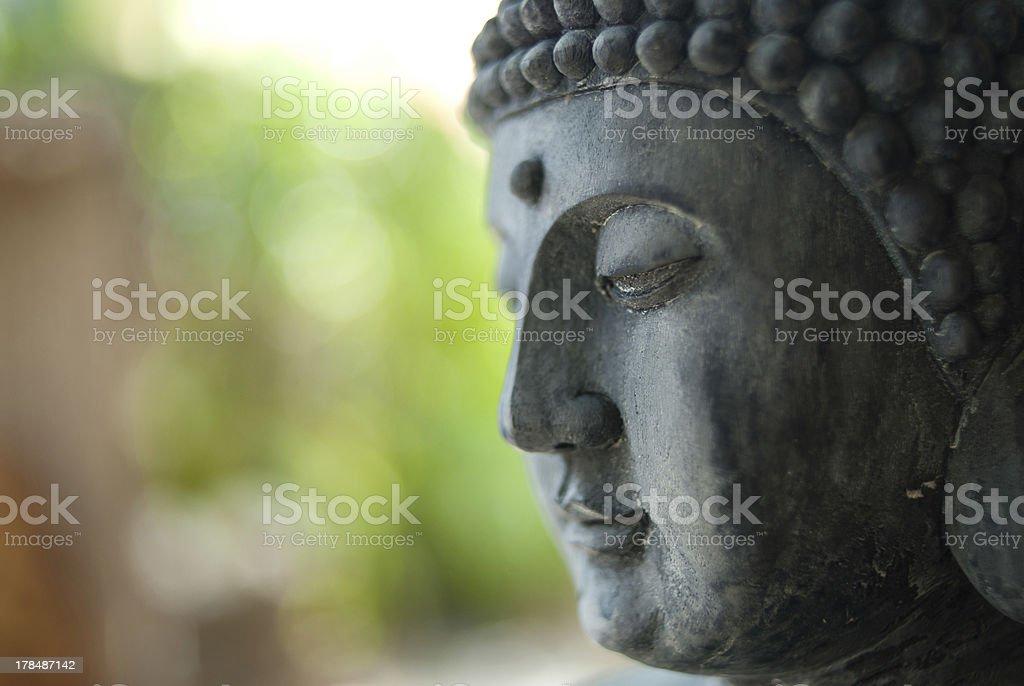 Buddha background stock photo