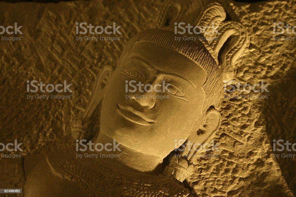 buddha background royalty-free stock photo