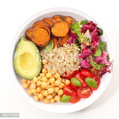 istock buddha bowl,vegetarian meal 685475356