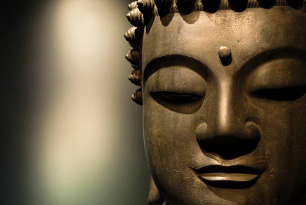 Buddha in Nahaufnahme – Foto