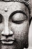 istock Buddha Face 157477632