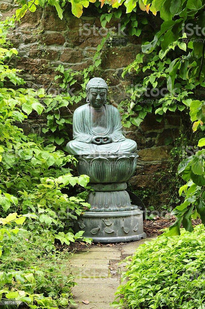 Buddha Garden Ornament Stock Photo Download Image Now Istock
