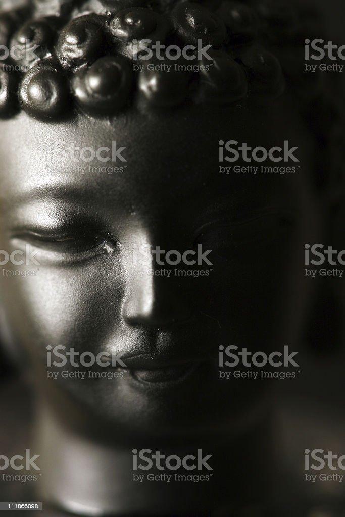 Buddha Guy stock photo