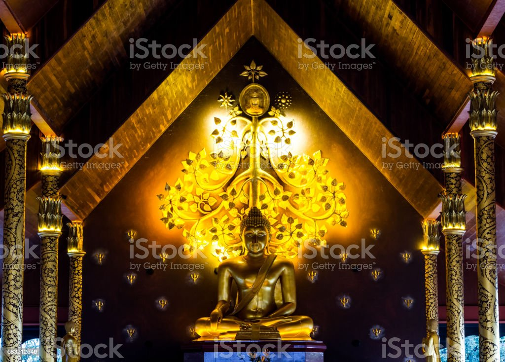 Buddha image royalty-free 스톡 사진