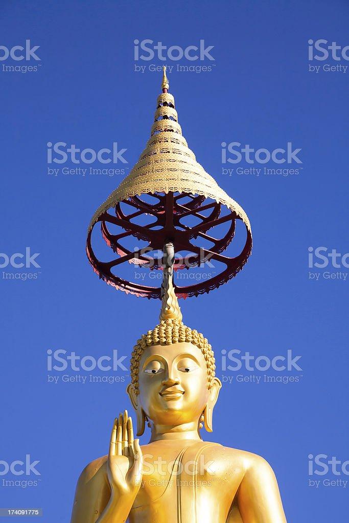 Buddha image style. royalty-free stock photo