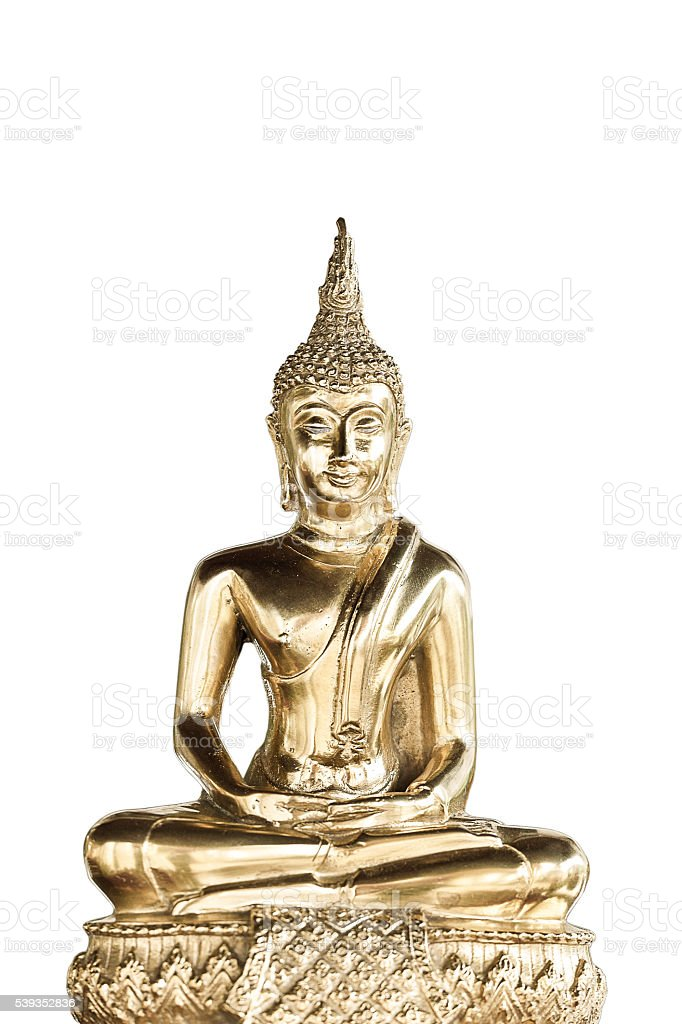 Buddha Images for Thursday stock photo