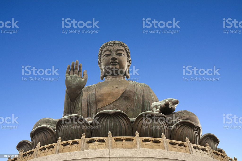Buddha meditation royalty-free stock photo
