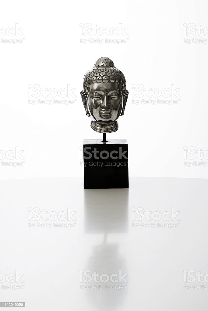 Buddha Modern royalty-free stock photo
