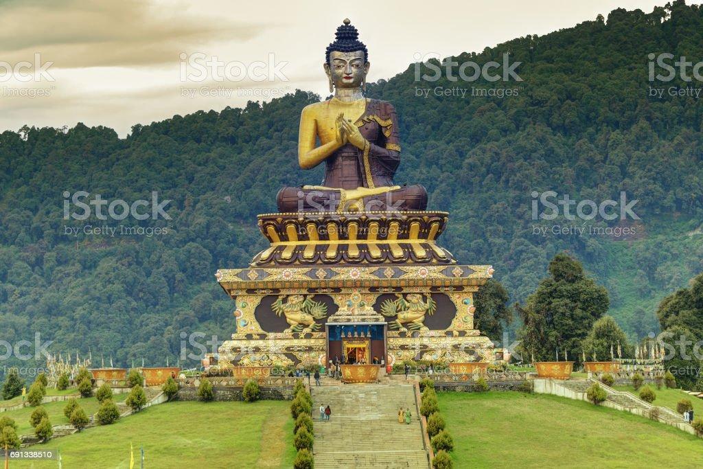 Buddha Park, Rabangla, Sikkim – Foto