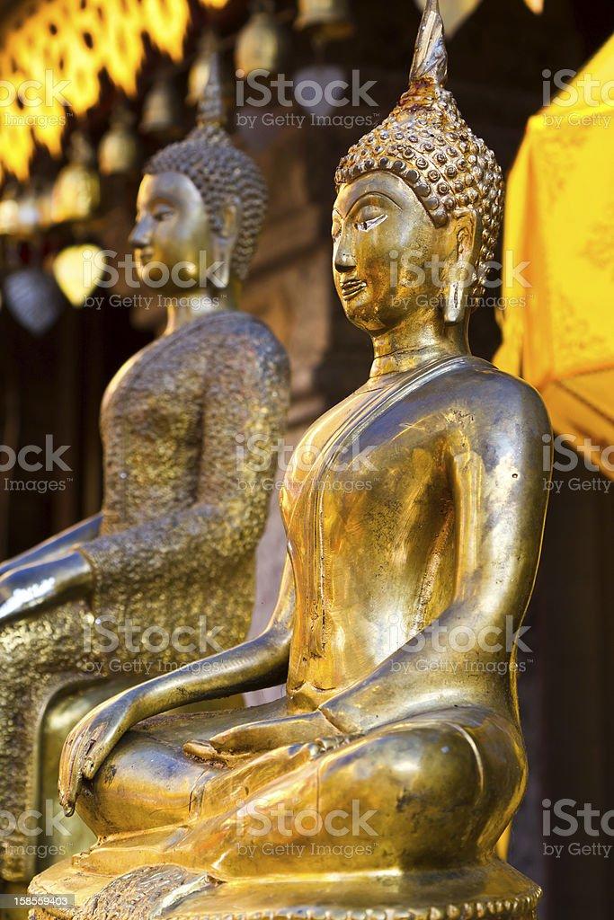 ฺBuddha royalty-free 스톡 사진