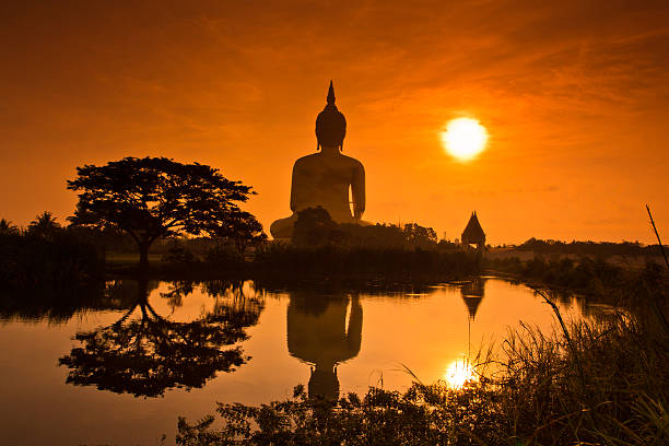 buddha - buddha stockfoto's en -beelden