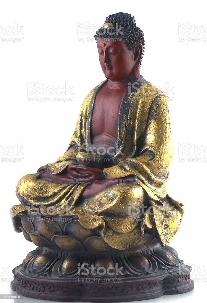 Buddha. royalty-free stock photo