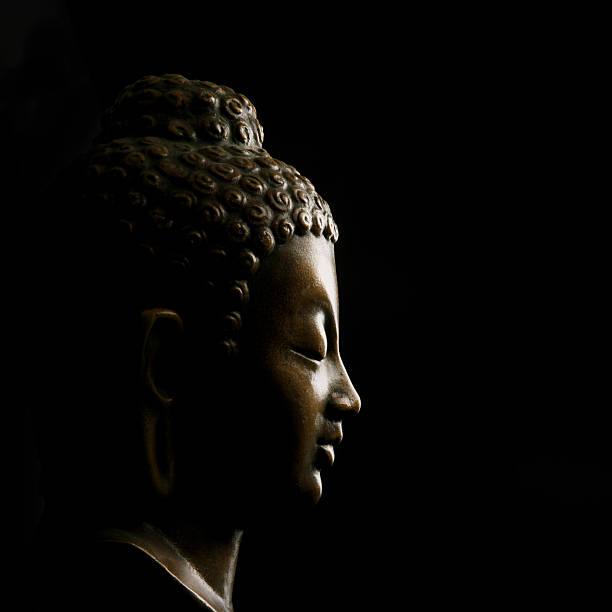Buddha Porträt – Foto